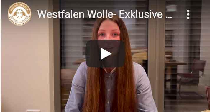Westfalen Wolle YouTube
