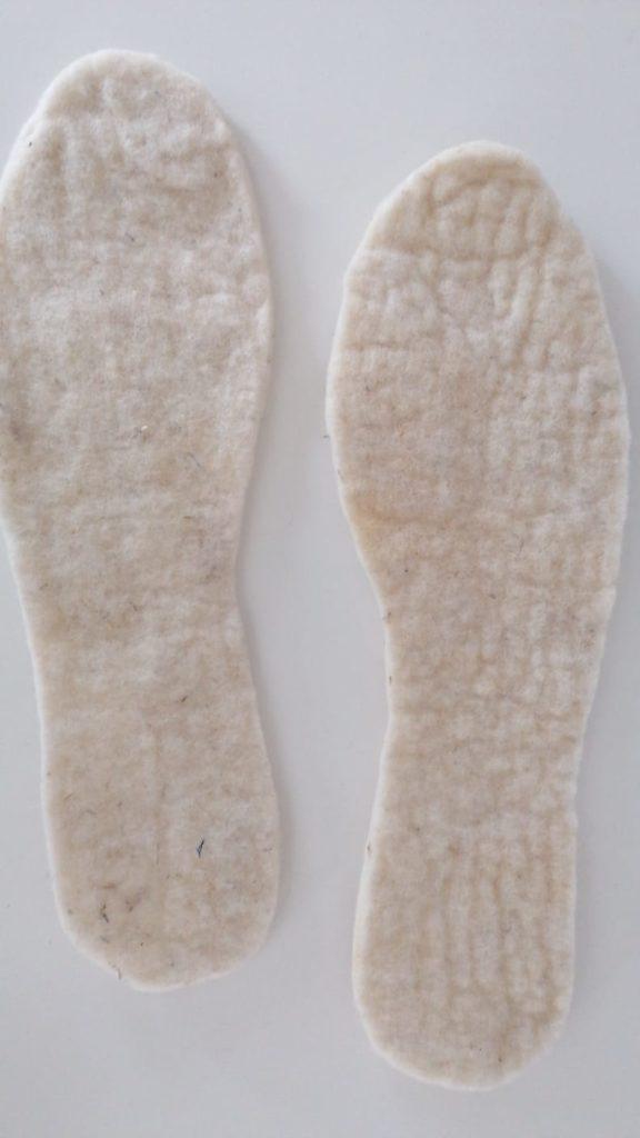 ökologische Wolle